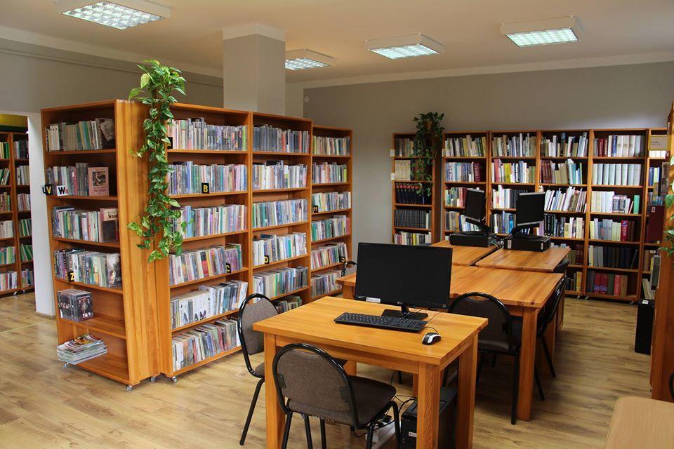 Biblioteka zachęca do wspólnego pisania