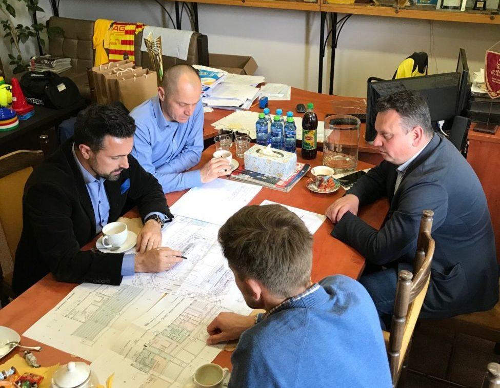 Stadionowe konsultacje w Tarnobrzegu