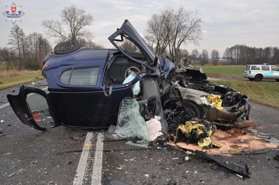 Brawura młodego kierowcy zabiła małżeństwo z Grabanowa