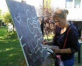 O miłości do sztuki i potrzebie tworzenia