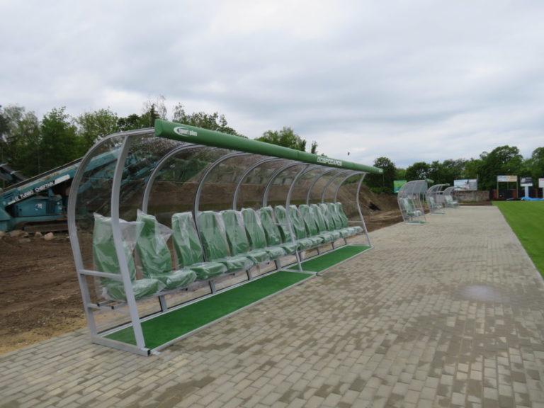 Murawa stadionu gotowa i w terminie
