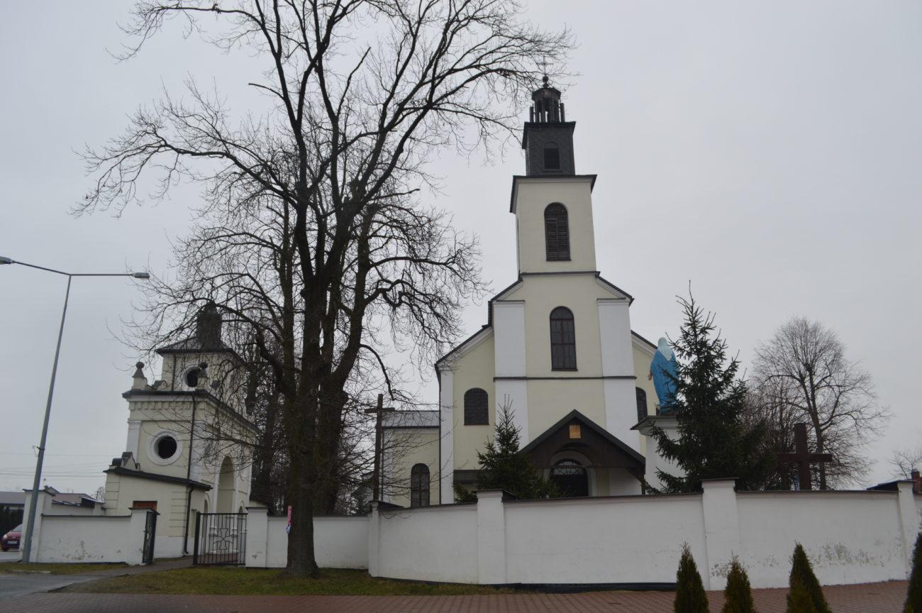 Sanepid poszukuje uczestników mszy w dwóch kościołach