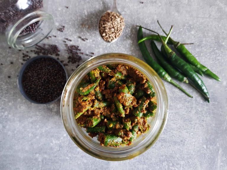 Marynowane zielone papryczki chilli