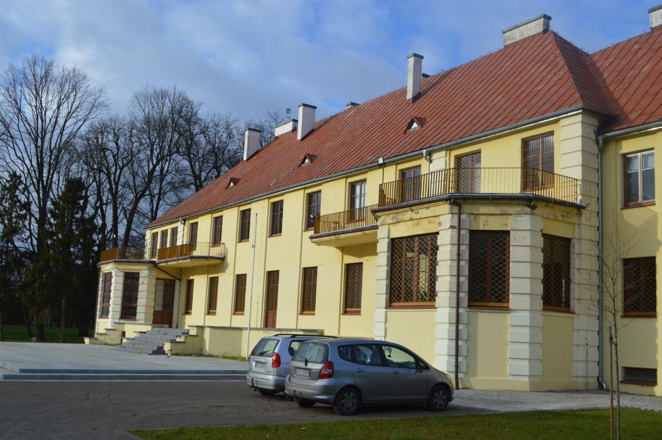 Rewitalizacja pałacu Potockich. Odtworzą pokój hrabiego