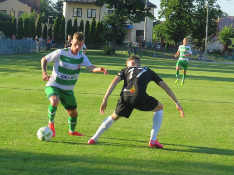 ORLĘTA-SPOMLEK - PODLASIE, mecz III ligi