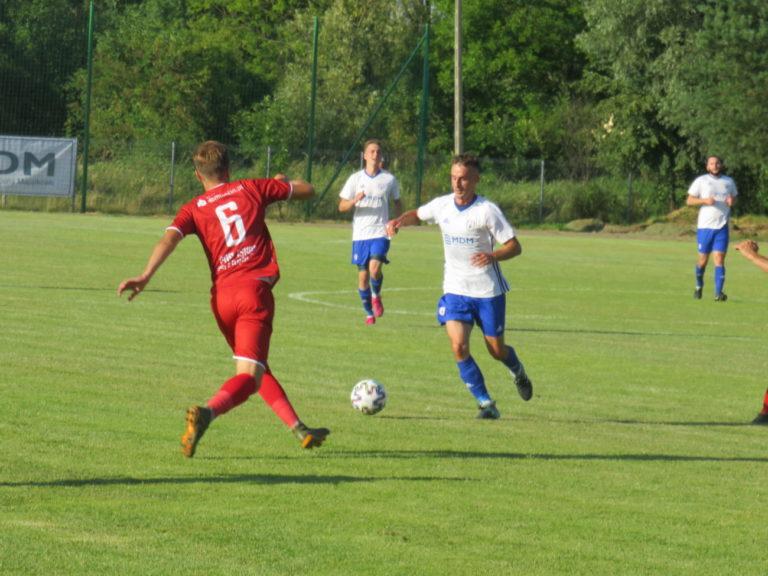LUTNIA Piszczac - POM-ISKRA Piotrowice, mecz IV ligi