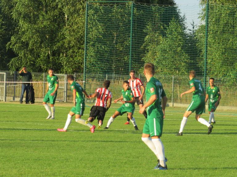 Podlasie - Cracovia II Kraków, mecz III ligi