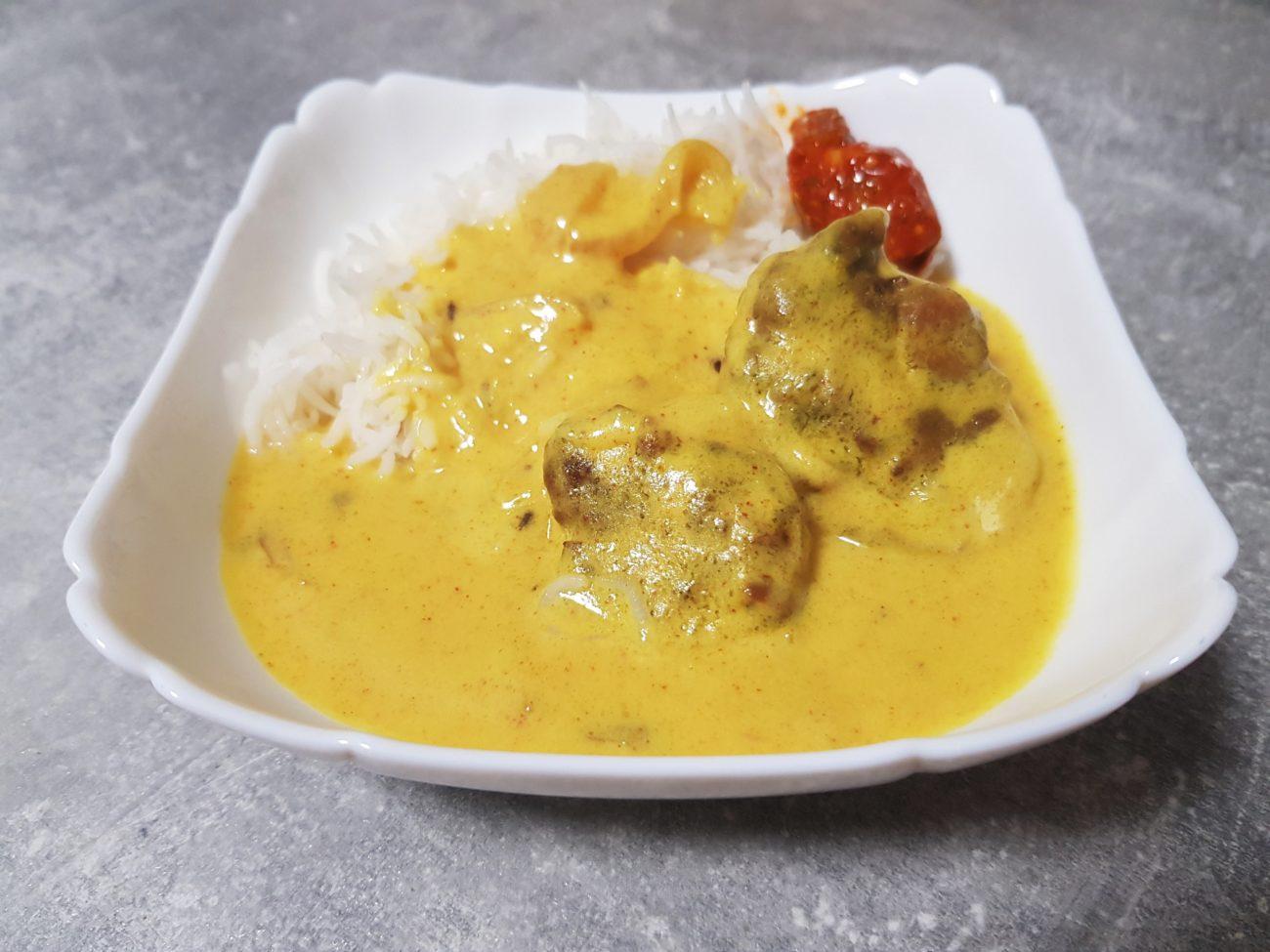 Kadhi Pakora - najdziwniejsze indyjskie danie