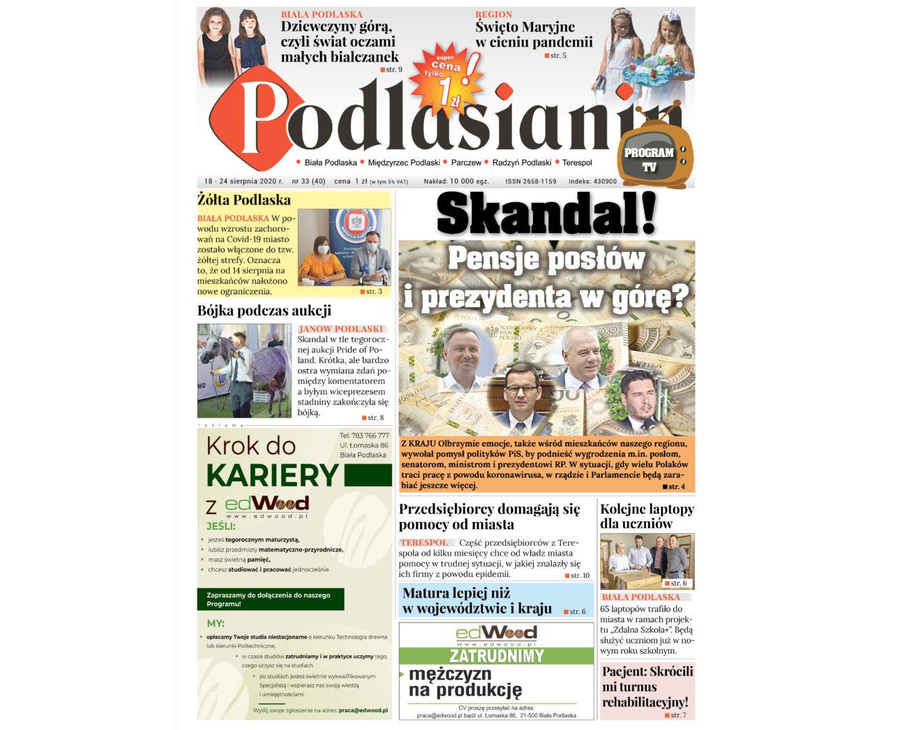 Nowe wydanie Podlasianina