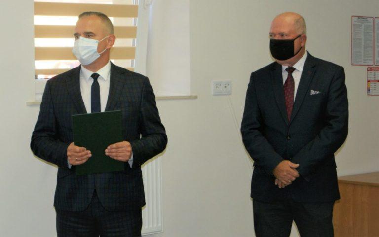 Nowy dyrektor rozpoczął pracę w szpitalu