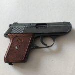 19-latek jechał z nielegalną bronią