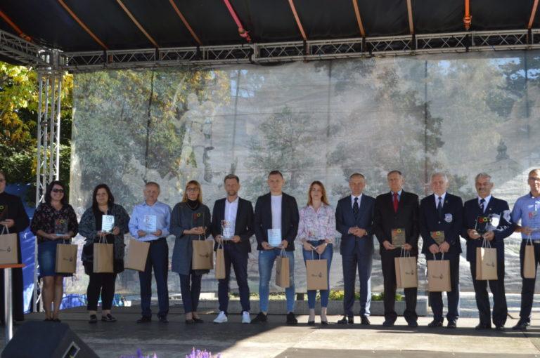 Wręczenie statuetek autorom zwycięskich projektów Budżetu Obywatelskiego 2020