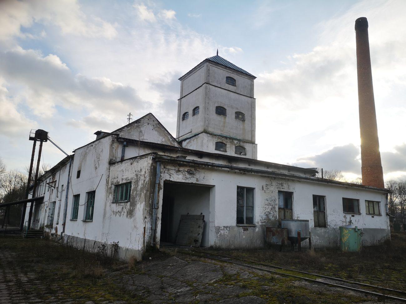 W cieleśnickiej Fabryce Wódek Gatunkowych ruszy produkcja