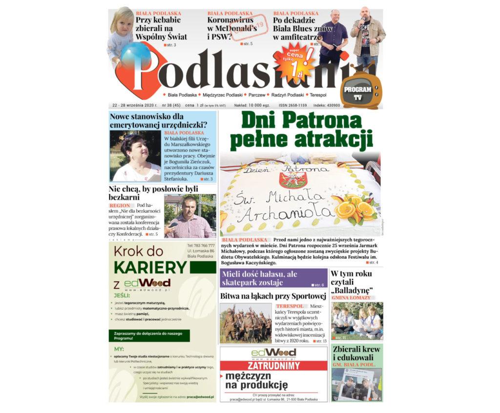 """""""Podlasianin"""" - nowy numer"""