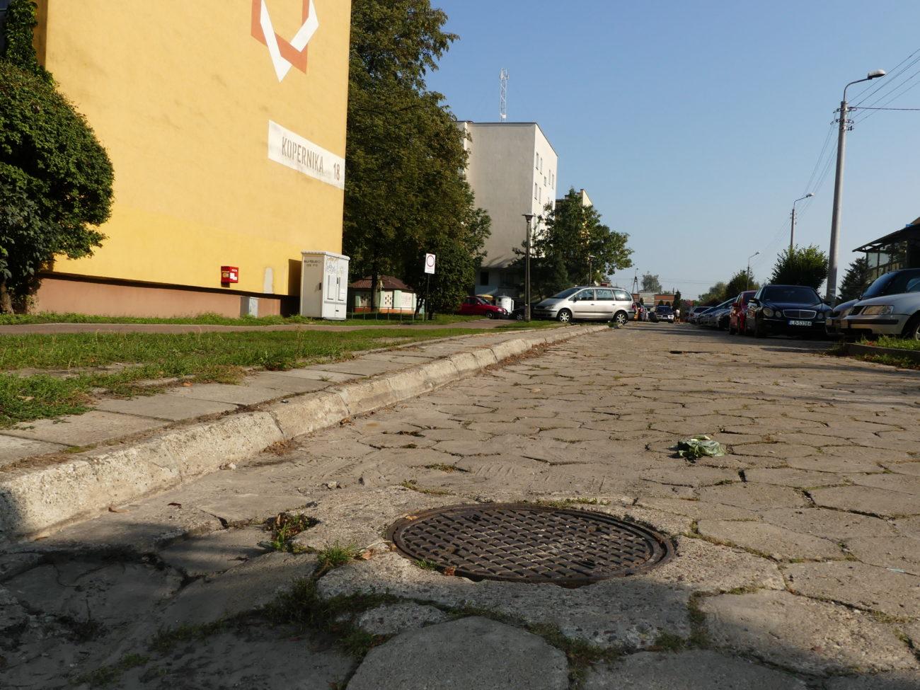 Będzie nowy parking przy Kopernika