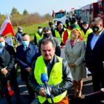 Blokada krajowej dwójki zawieszona. Rolnicy zapowiadają kolejne protesty