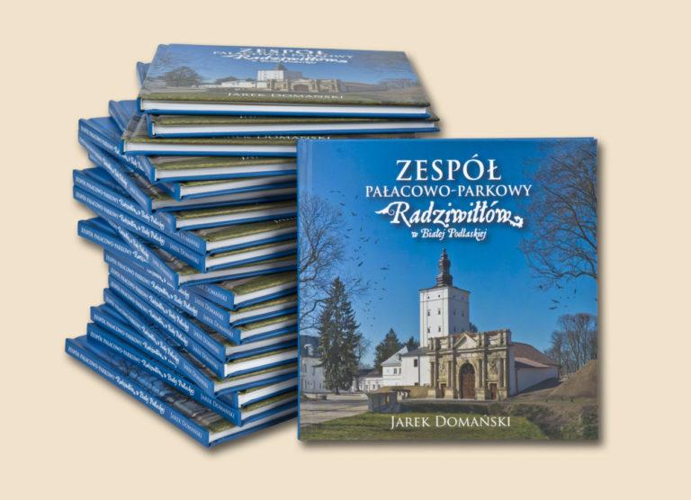 Album o zespole pałacowym Radziwiłłów już w sprzedaży