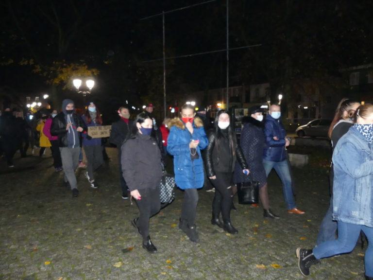 Kolejny protest w Międzyrzecu Podlaskim