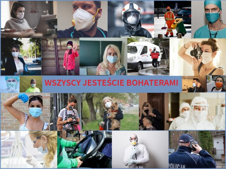 Wspólnie stwórzmy galerię zdjęć, pokazującą życie w czasie epidemii!