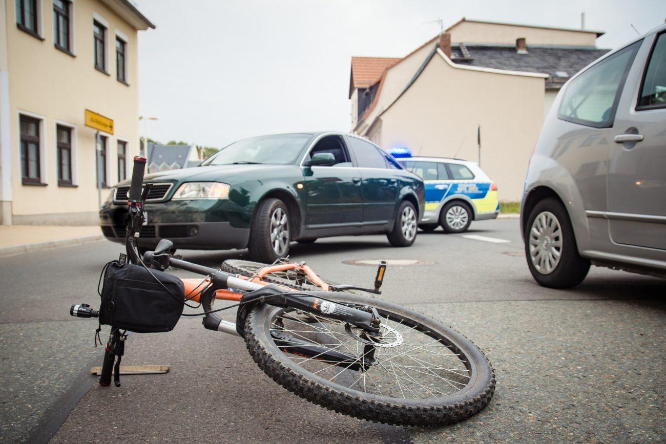 Co się stało podczas rowerowej przejażdżki?