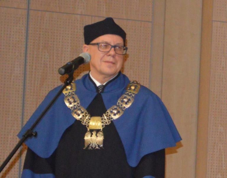 Prof. Jerzy Sadowski zasłużonym dla miasta
