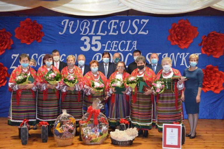 Jubileusz Podlasianek z Rokitna