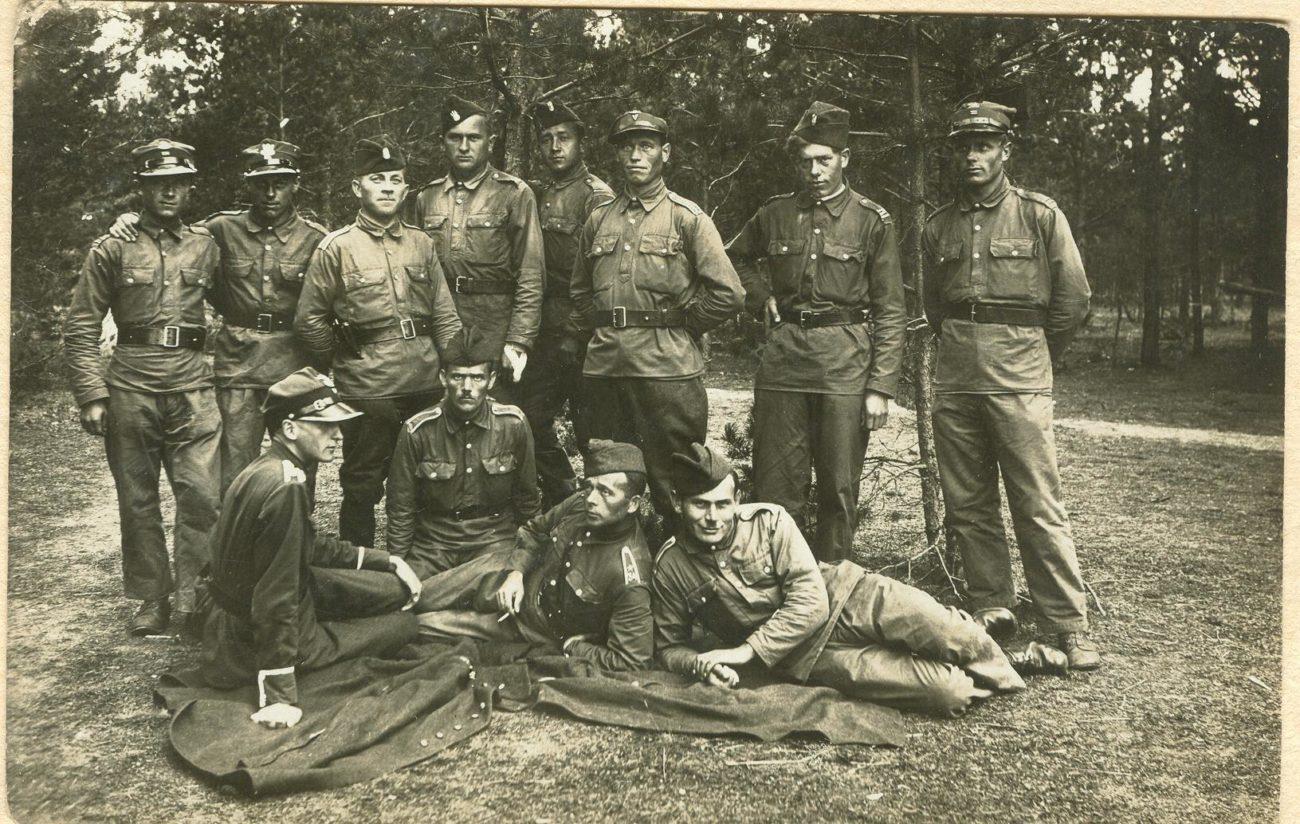 Dzieje 34 pułku piechoty w latach 1919-1939 (cz. 18)