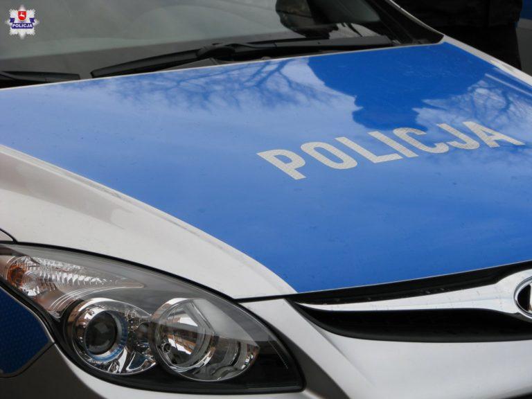 31-latek groził policjantom