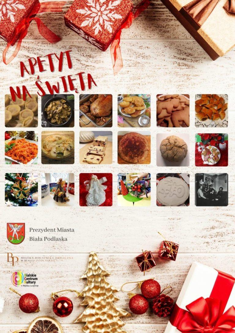 Książka z nutą tradycji i pełna świątecznych smaków