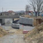Powstają drogi dojazdowe do tunelu. Uwaga na utrudnienia
