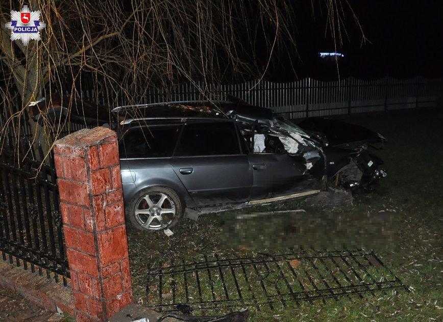Tragiczne wypadki na drogach powiatu