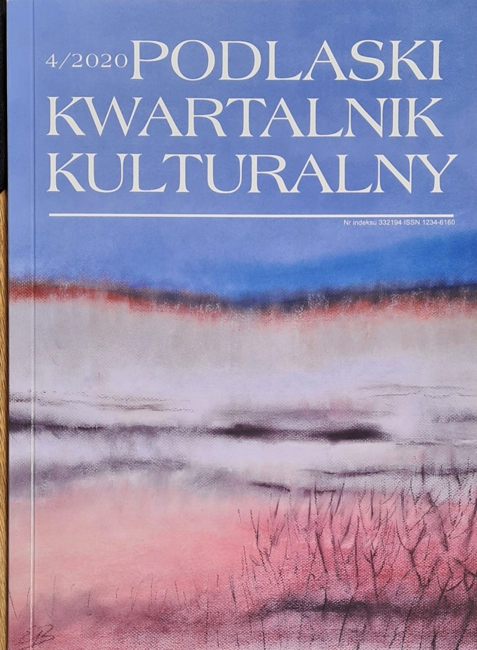 Nowe wydanie Podlaskiego Kwartalnika Kulturalnego