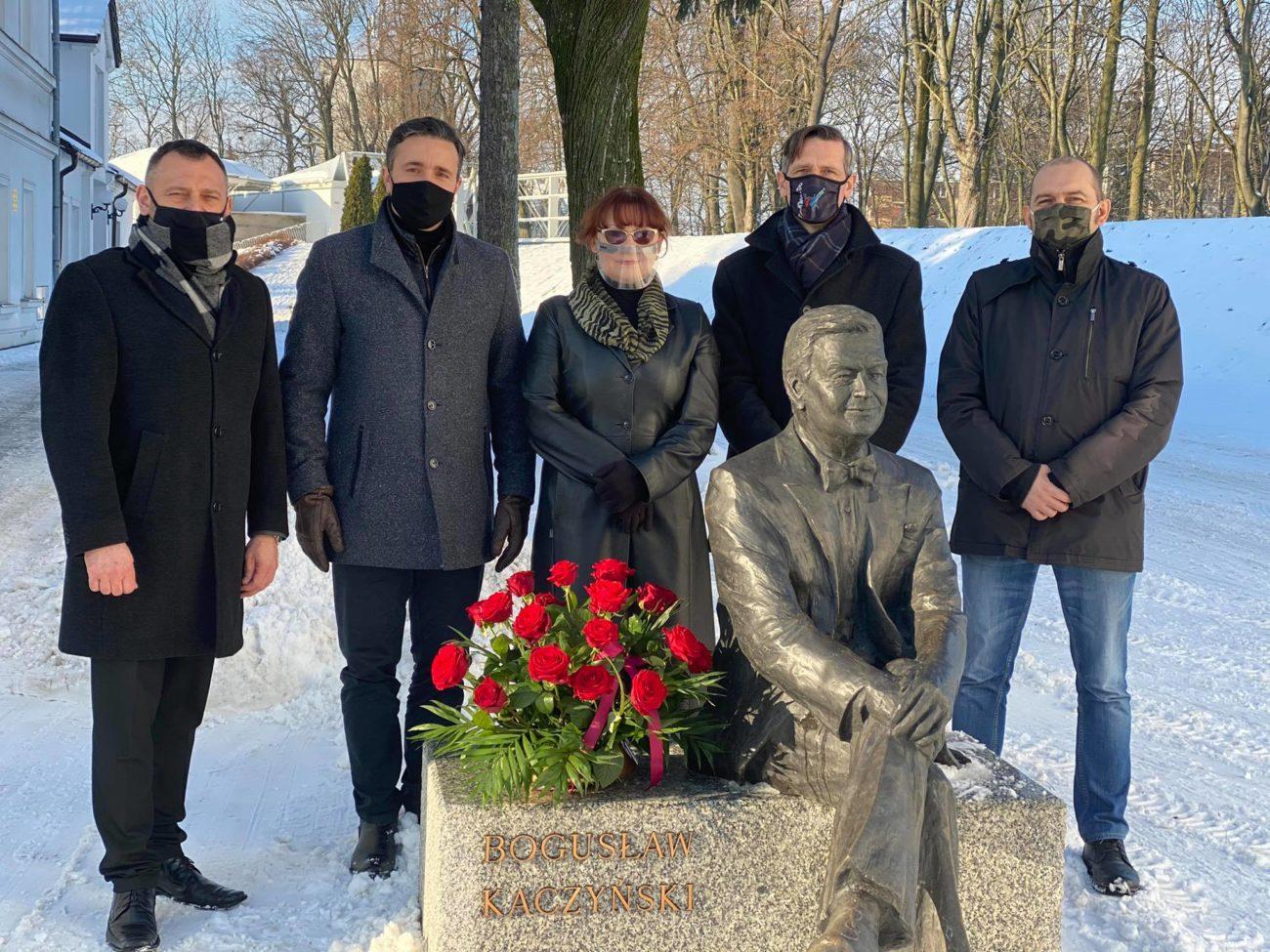 Pamięci Bogusława Kaczyńskiego