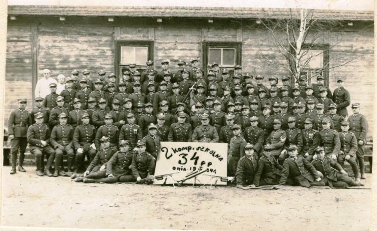 Dzieje 34 pułku piechoty w latach 1919-1939 (cz. 21)