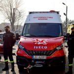 Nowe auto do akcji ratunkowych dla OSP Stołpno