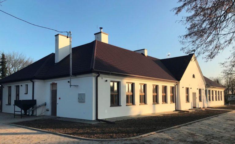 Niedługo otwarcie Centrum Opiekuńczo-Mieszkalnego w Dubowie