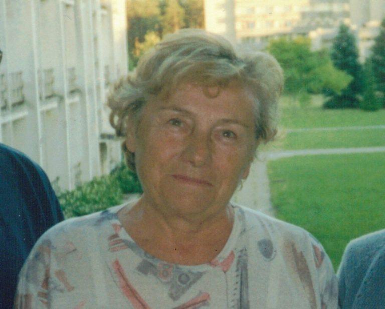 Zmarła Teresa Luterek, nauczycielka historii w I LO