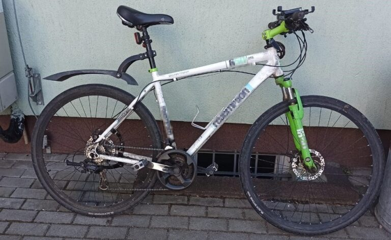 Chciał sprzedać ukradziony rower. Nie wyszło