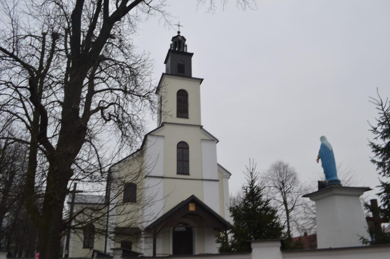 Sanepid ostrzega uczestników mszy w Piszczacu