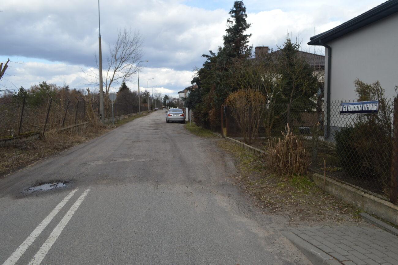 Kolejne ulice do utwardzenia