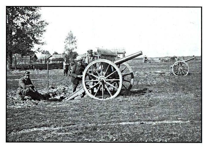 Dzieje 9 pułku artylerii lekkiej w latach 1919-1939 (cz. 1)