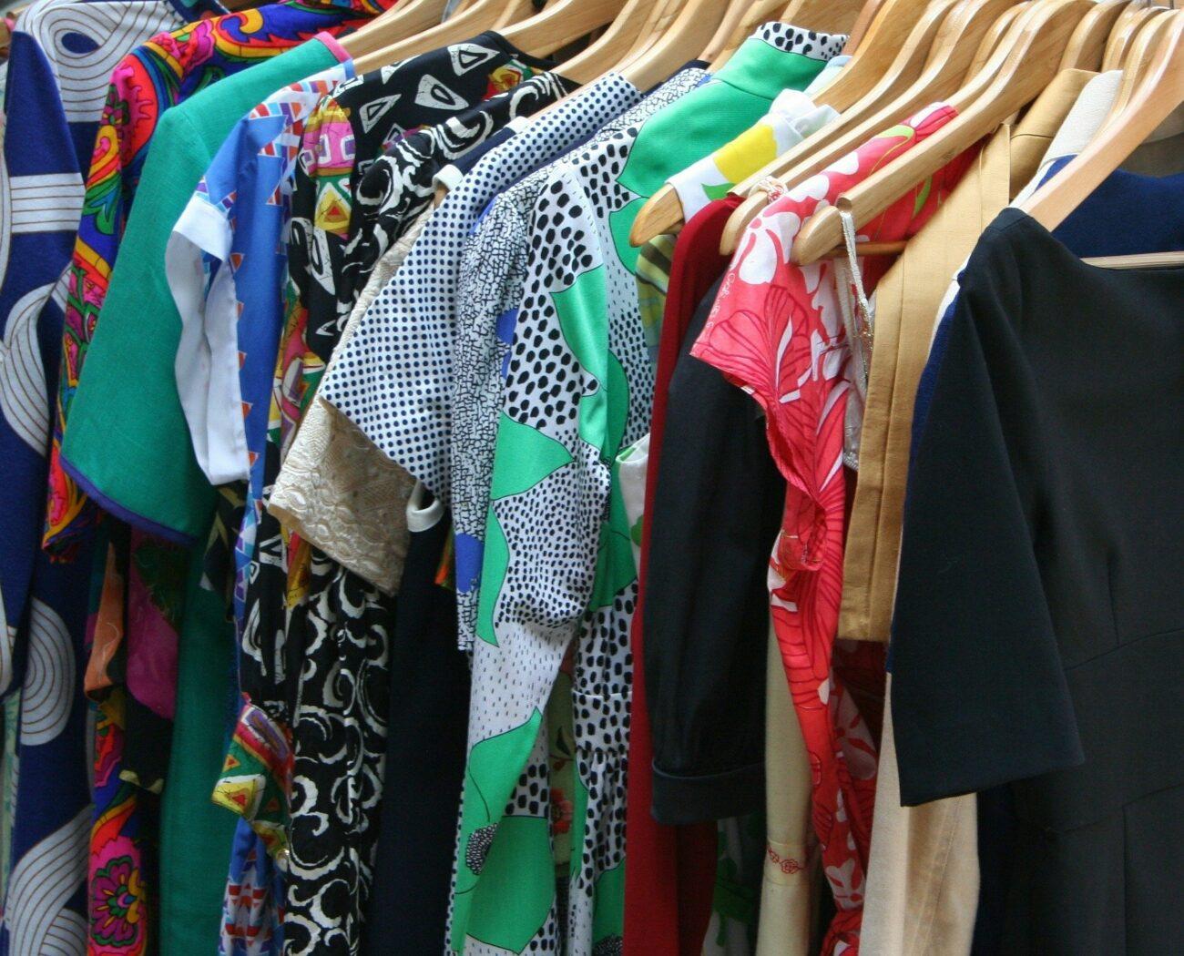 Używane ubrania można oddać