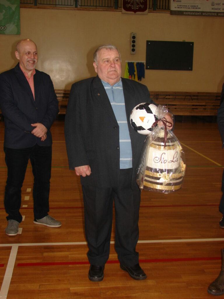 Nie żyje Ryszard Rybicki, ikona podlaskiego futbolu