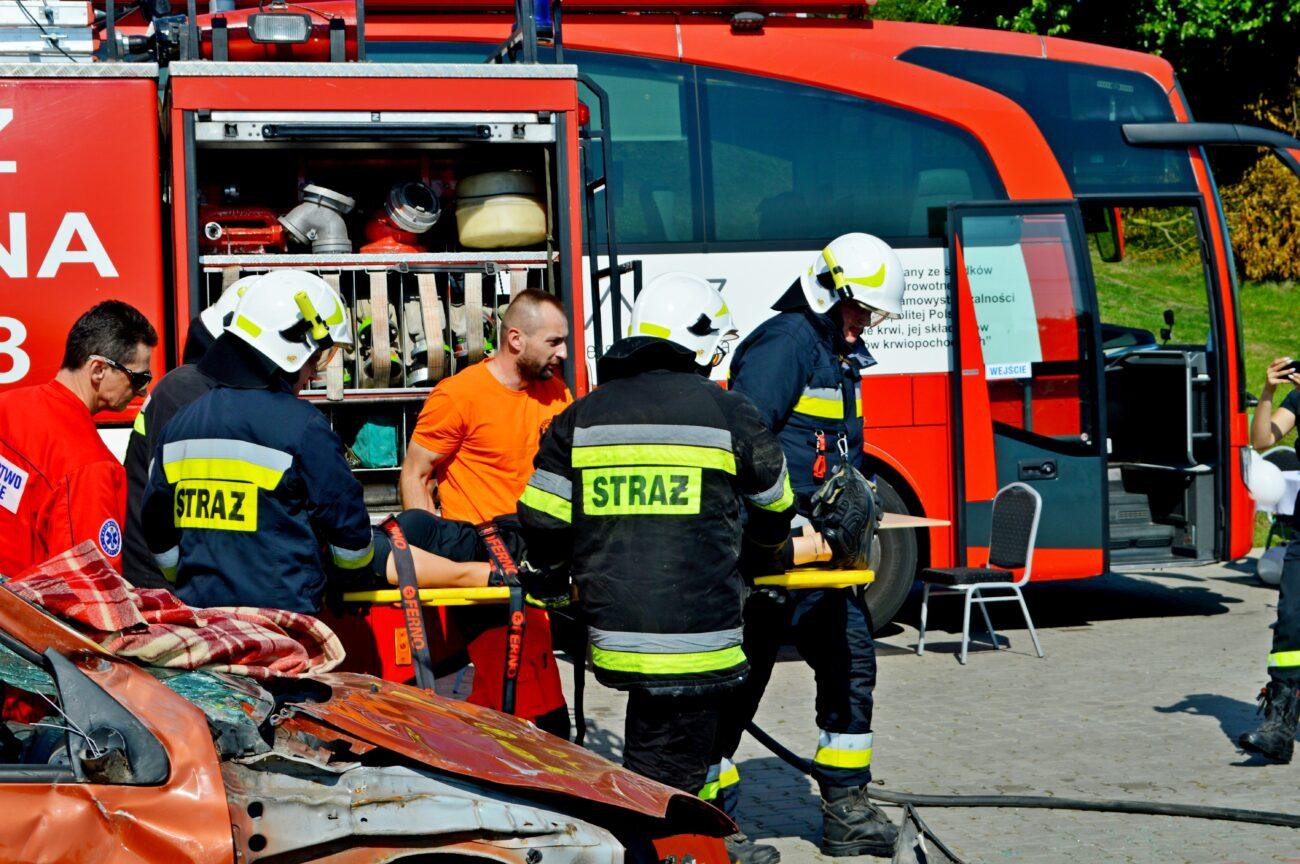 Radni apelują o dodatki dla strażaków
