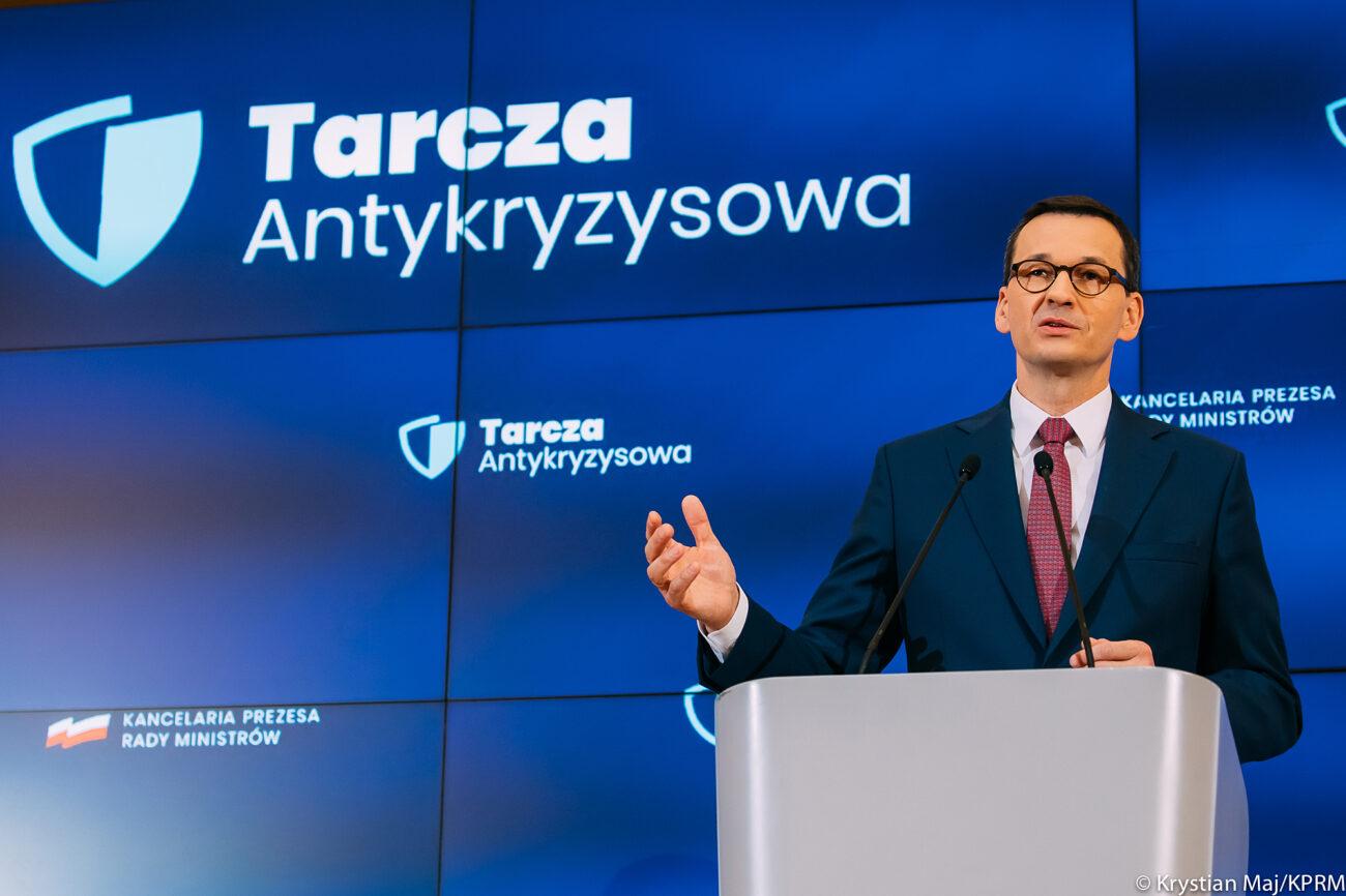 Nowa tarcza antykryzysowa. Rząd obiecuje przedsiębiorcom kolejne wsparcie