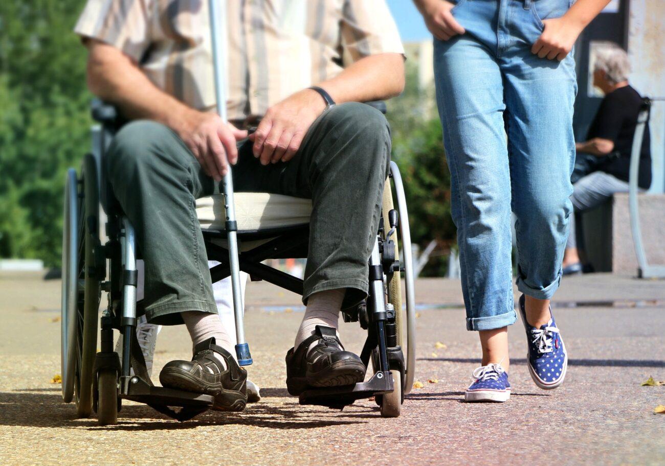 Wsparcie w opiece nad niepełnosprawnym