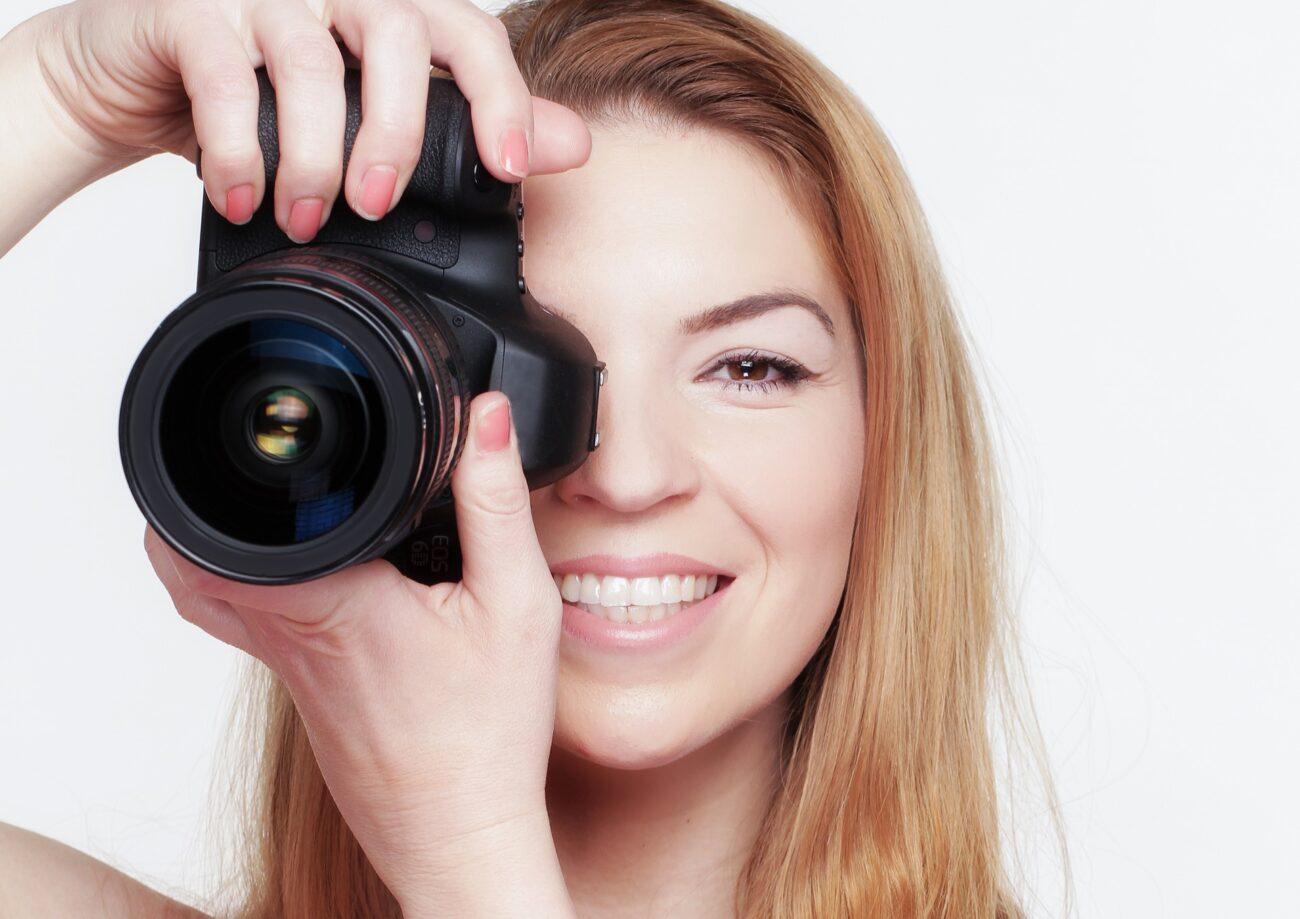 Zrób zdjęcie swojej mamie