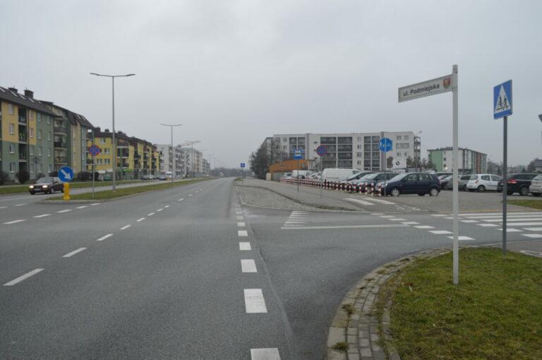 8-piętrowe bloki i więcej parkingów