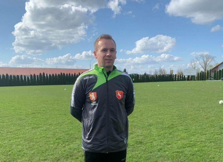 29-latek nowym trenerem Orląt!