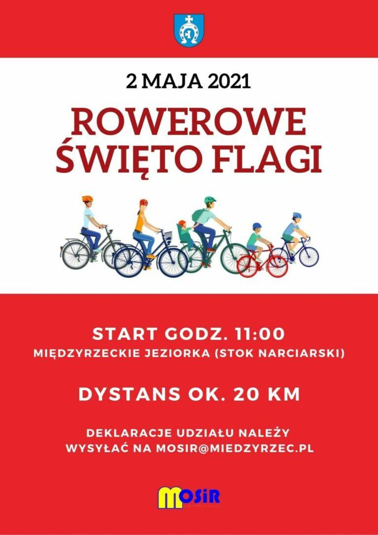 Święto Flagi na rowerach